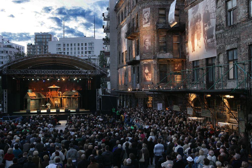W sierpniu rusza Festiwal Singera na prawym brzegu Wisły