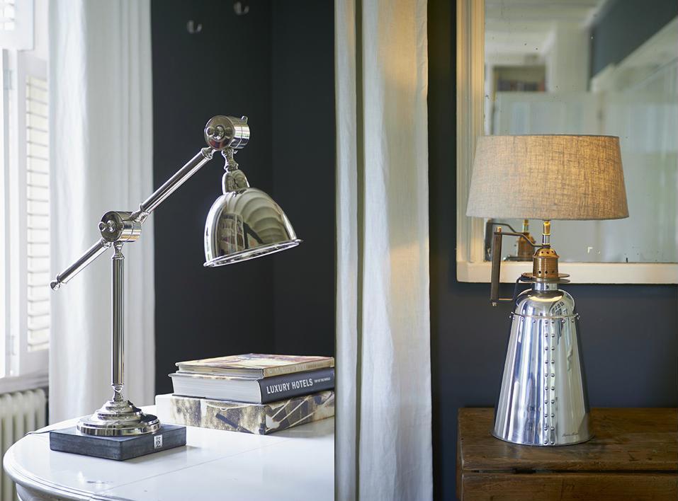 Lampy, lampiony i świeczniki Riviera Maison