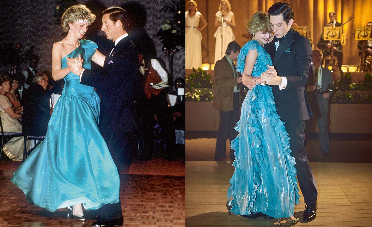The Crown - Księżna Diana, czyli sen o Kopciuszku