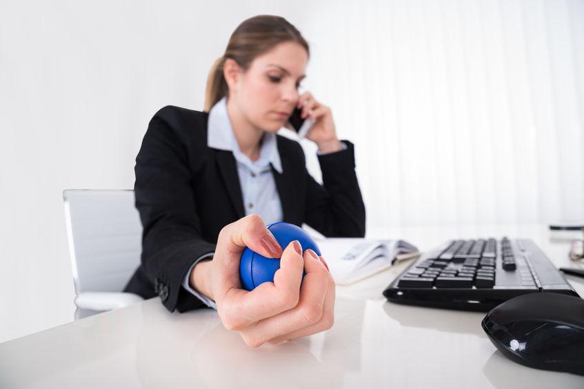Co nas najbardziej stresuje w pracy?