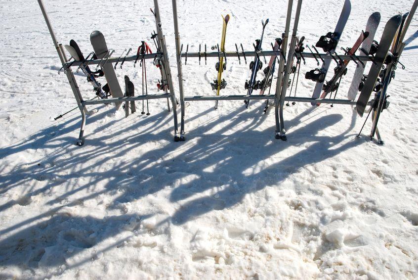Przygotowanie do sezonu narciarskiego