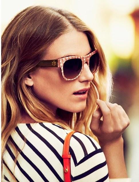 Tory Burch: okulary idealne na lato