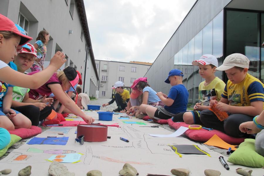 Letnie warsztaty dla dzieci w MOCAK-u