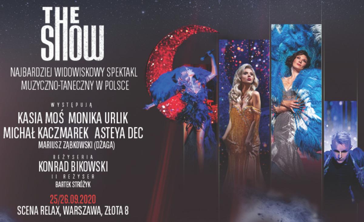 """""""The Show"""" - najbardziej widowiskowy spektakl muzyczno-taneczny w Polsce"""