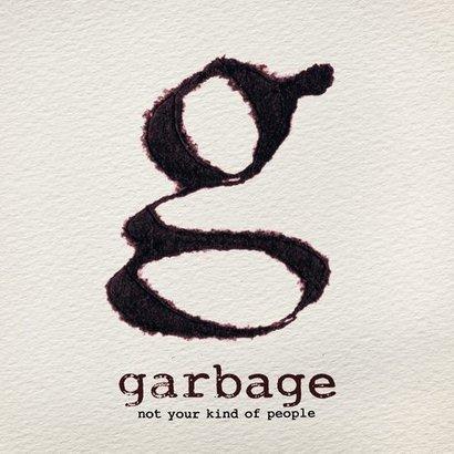 Okładka płyty Garbage