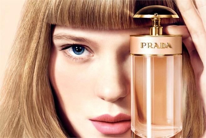 Filmowa kampania perfum Prady L'Eau Candy