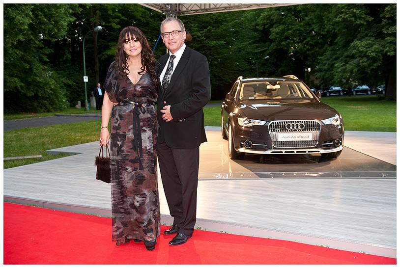 Gala Kryształowe Zwierciadła 2012, Alicja Wegorzewska z mezem