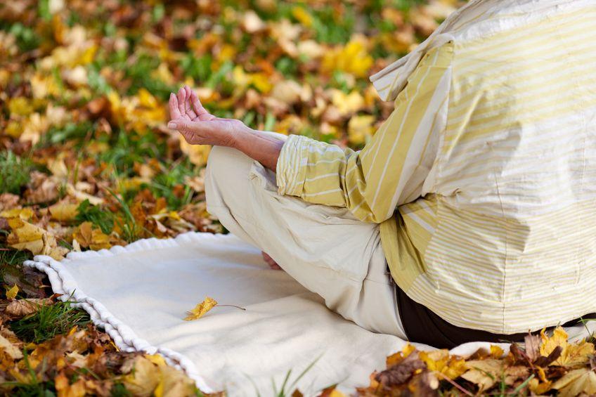 Zdrowa joga na jesień