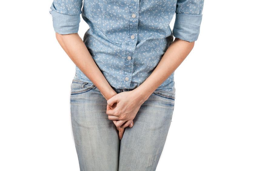 Problemy z nietrzymaniem moczu