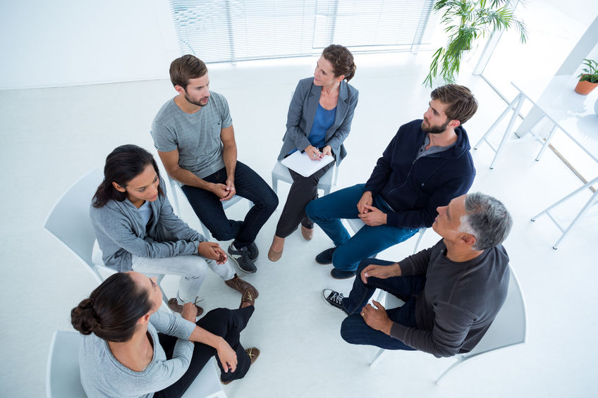 Psychoterapia całej firmy – czy to możliwe?