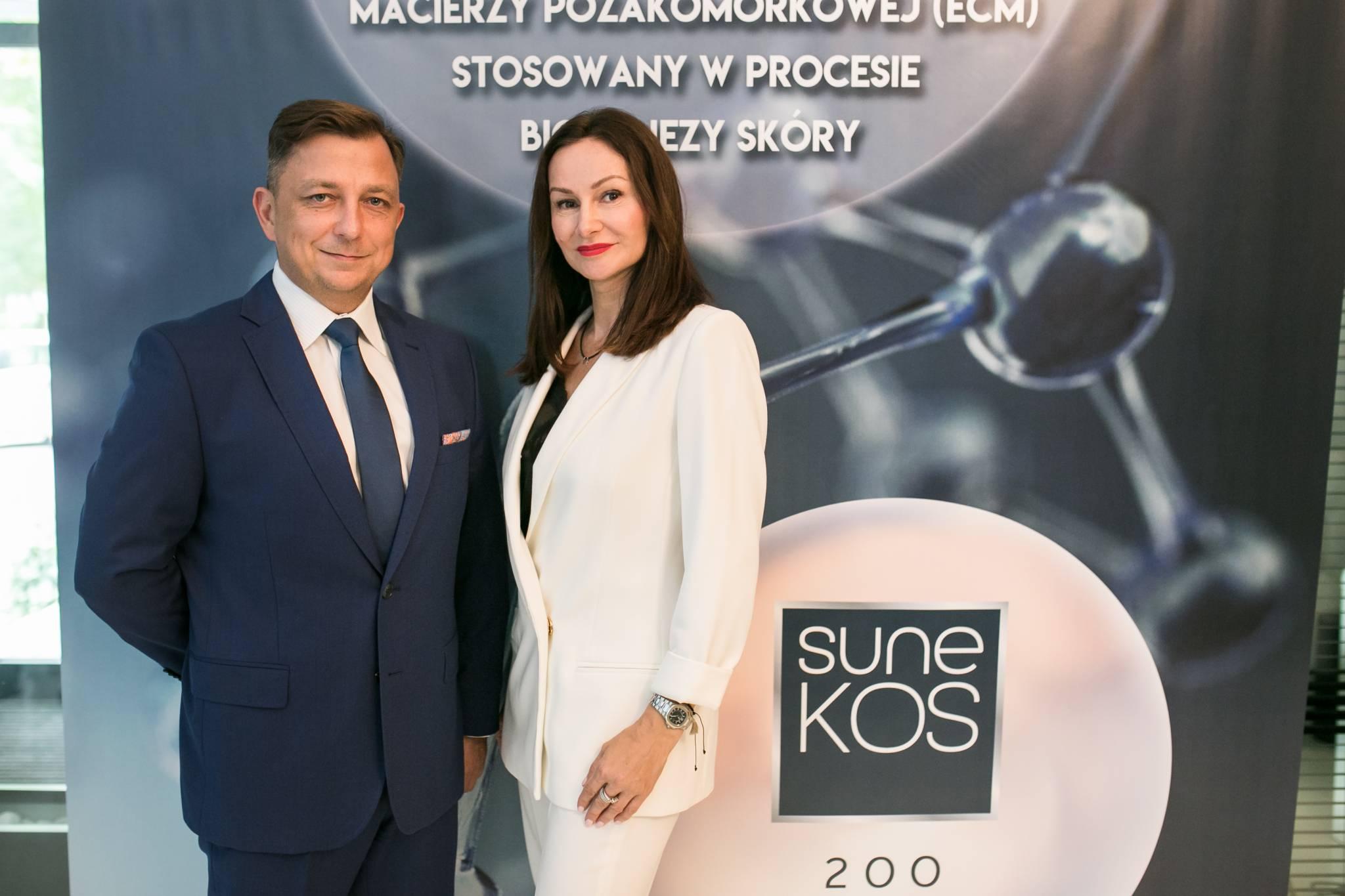 Premiera na polskim rynku medycyny estetycznej – Sunekos 200 i 1200