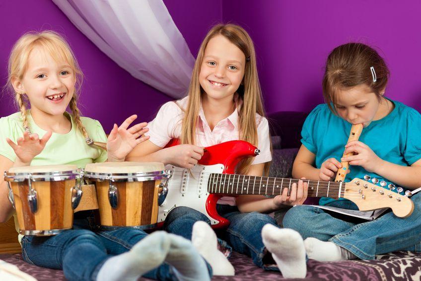 Zabawy dla dzieci: w krainie dźwięków