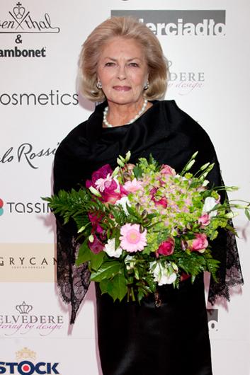 Gala Kryształowe Zwierciadła 2012, Elżbieta Penderecka