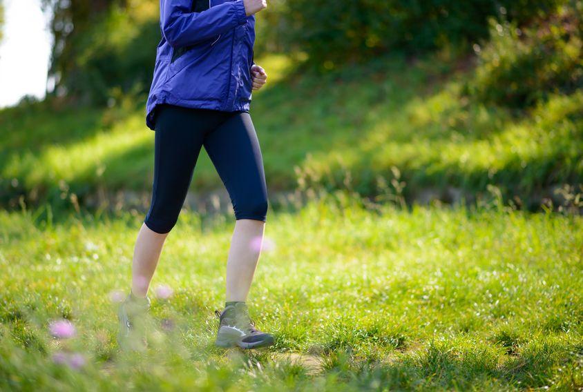 Slow jogging. Bieg w tempie Niko Niko