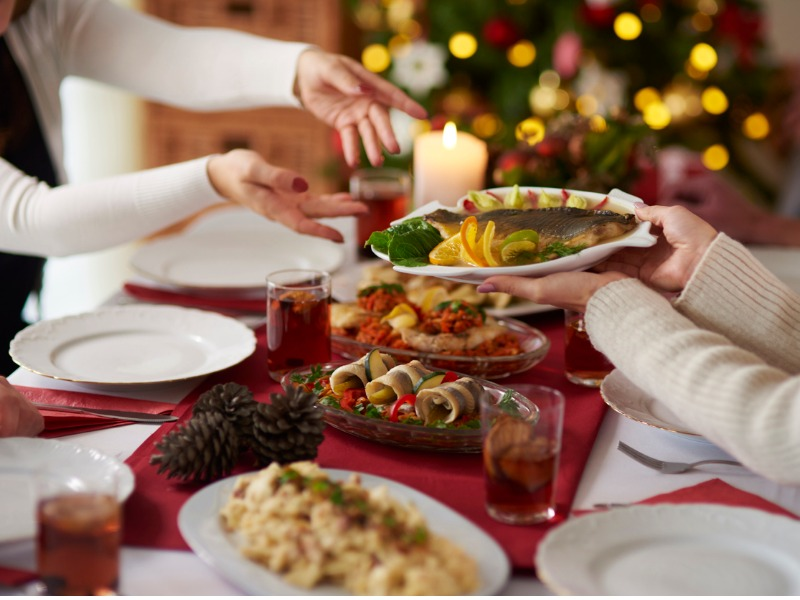 7 możliwości odchudzenia tradycyjnych potraw wigilijnych