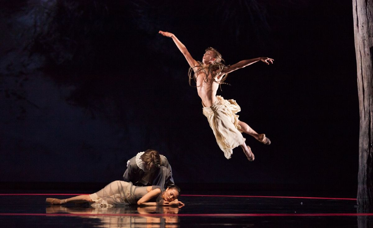 """Balet """"Burza"""" dostępny online z okazji Międzynarodowego Dnia Tańca"""