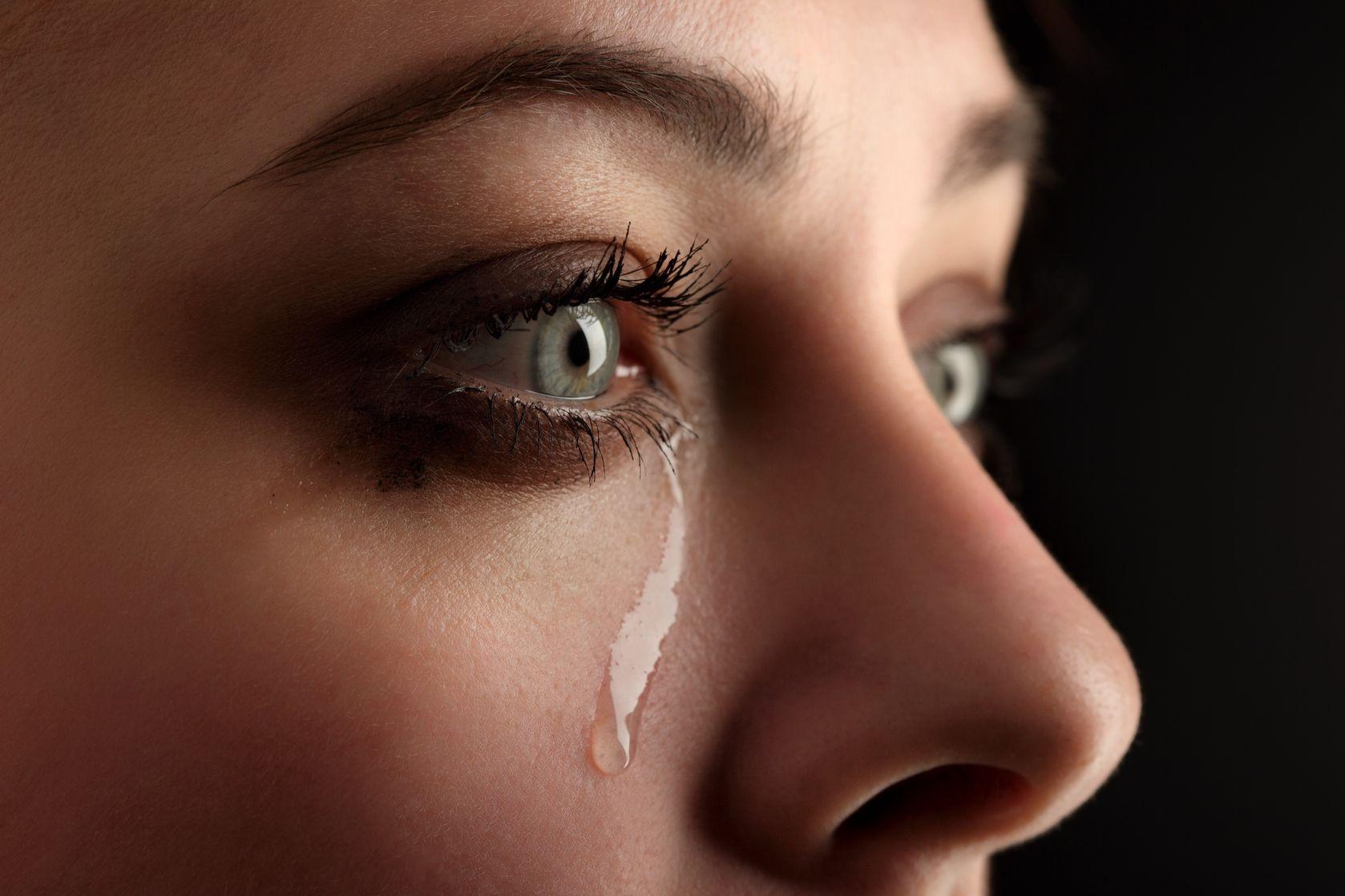 terapeutyczna moc płaczu