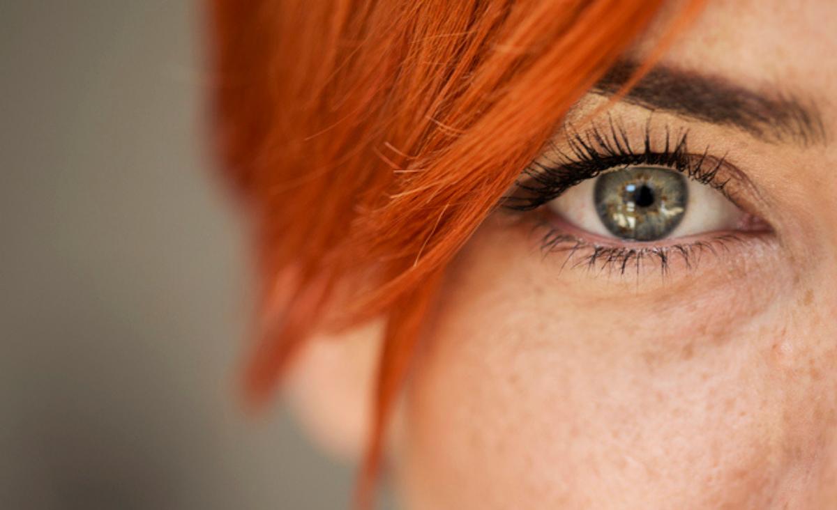 Co mówią twoje oczy? One niczego nie ukryją – przekonuje Wojciech Eichelberger