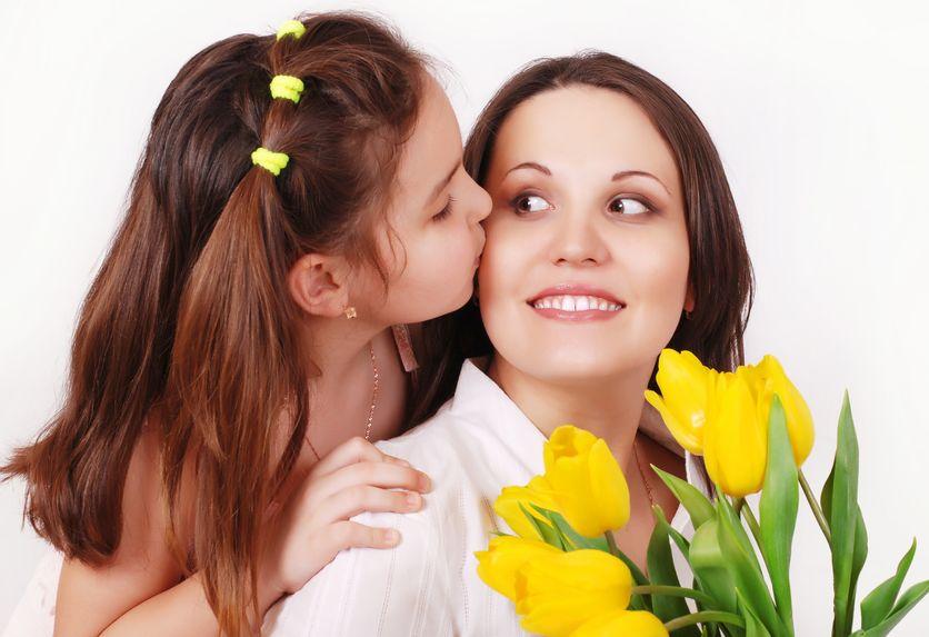 Nie tylko na Dzień Matki