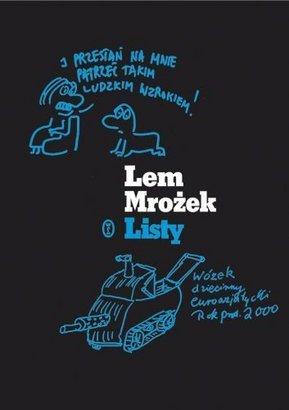 """Stanisław Lem, Sławomir Mrożek """"Listy 1956–1978"""""""
