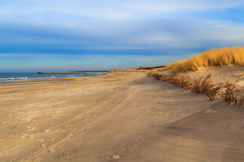 Top 10 plaz w Polsce