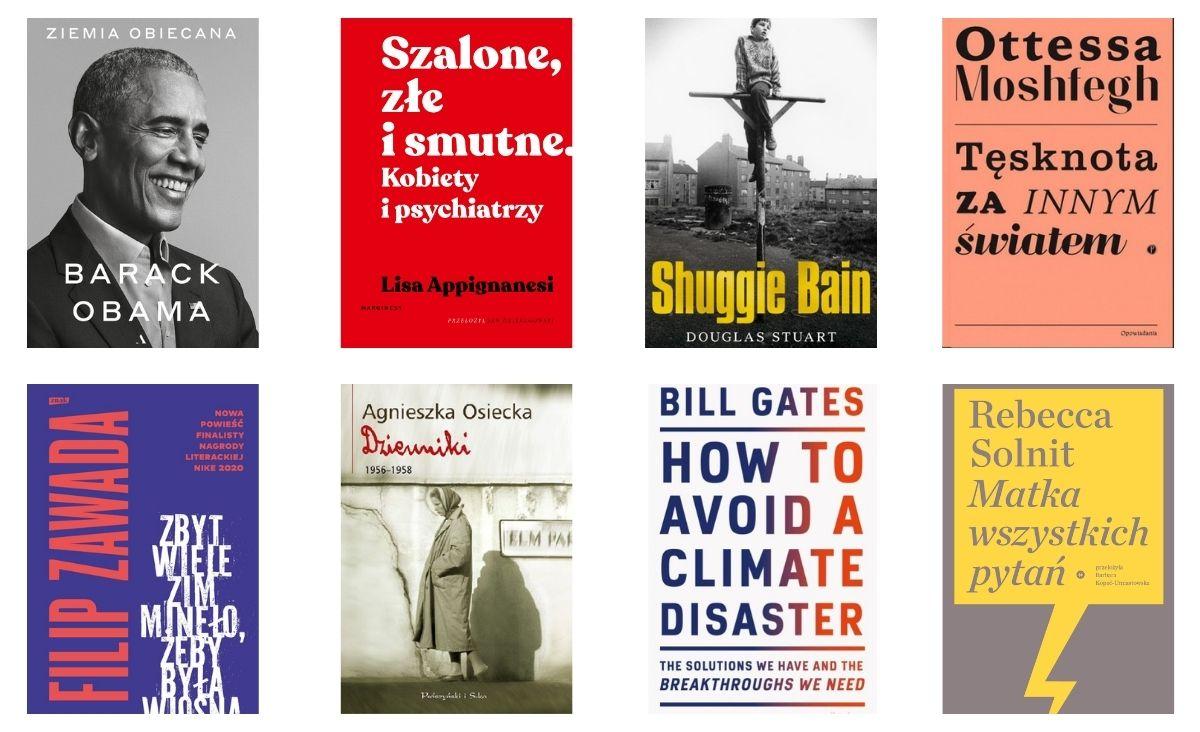 Książki, na które czekamy w 2021 roku