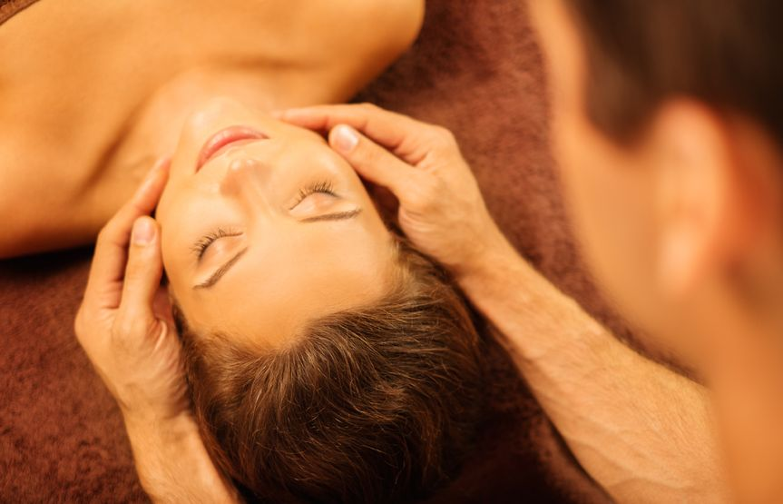 Zmysłowy masaż i seks
