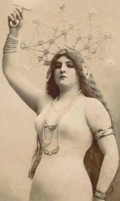 Clara Ward. Księżna, która uciekła z Cyganem i występowała m.in. w Moulin Rouge