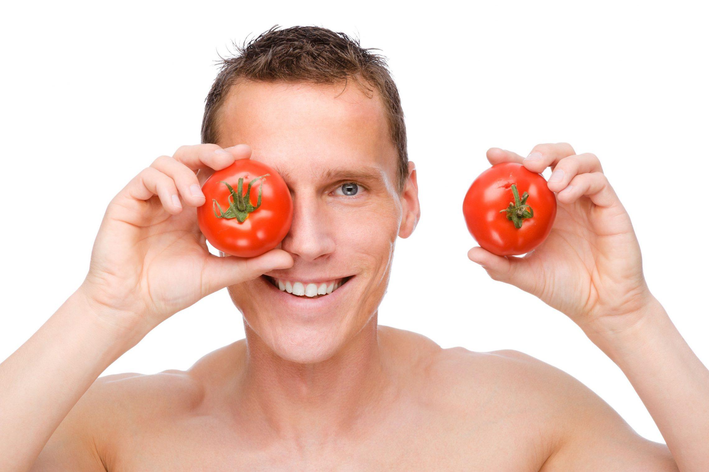 Pomidory dla mężczyzn