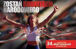 34 Maraton Warszawski