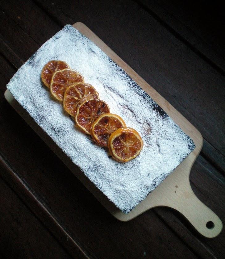 Świat Pachnie Szarlotką i Madeira Cake
