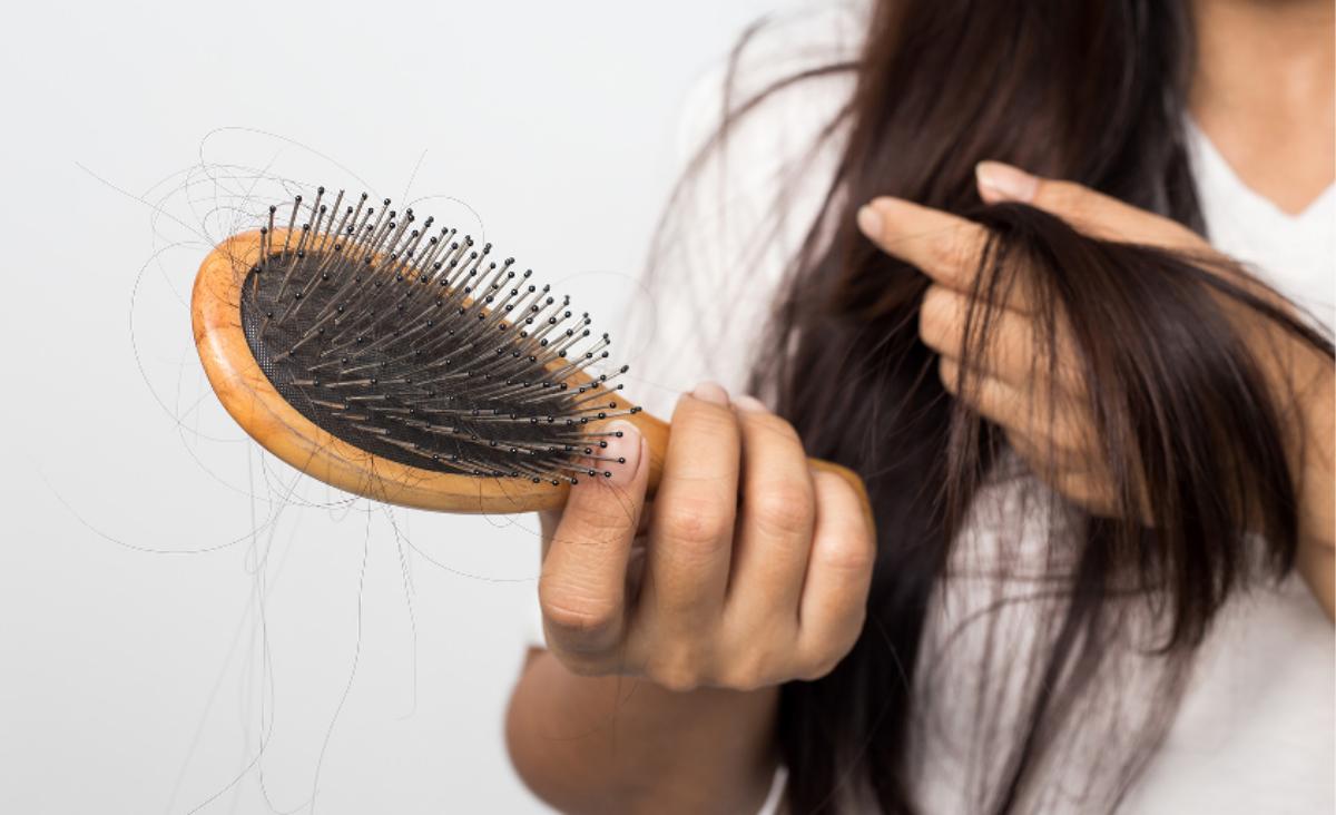 Preparaty na wypadanie włosów