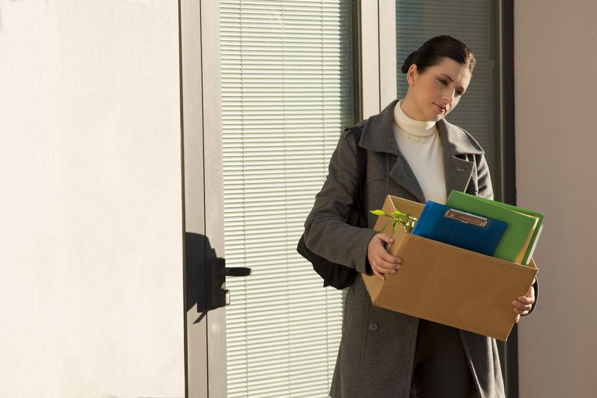 jak sobie poradzić z utrata pracy?