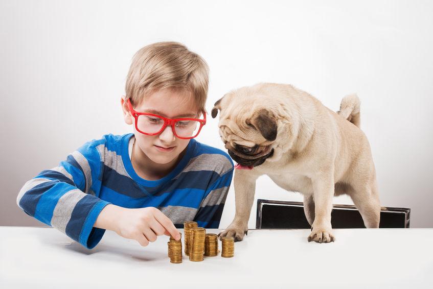 Podejście do pieniędzy tworzy się w dzieciństwie