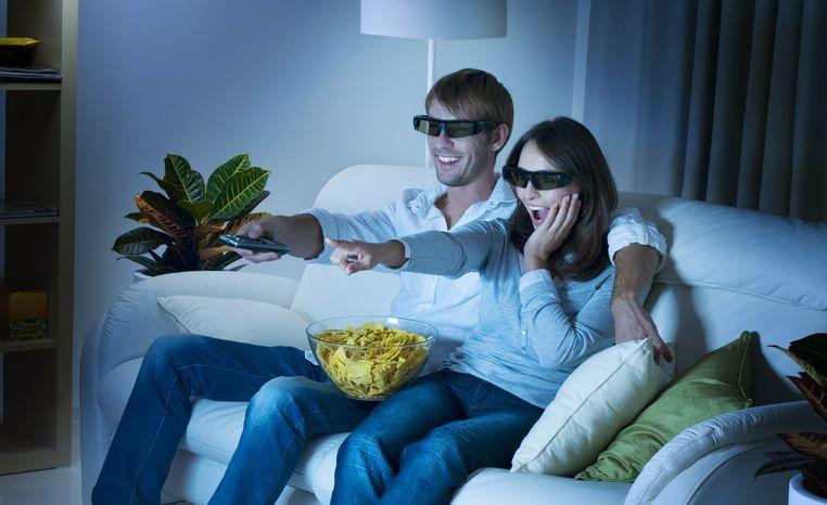 Wspólne oglądanie filmów umacnia związek