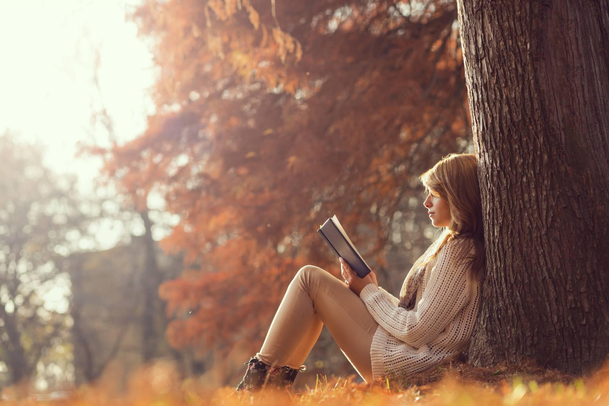 Książki na powitanie jesieni