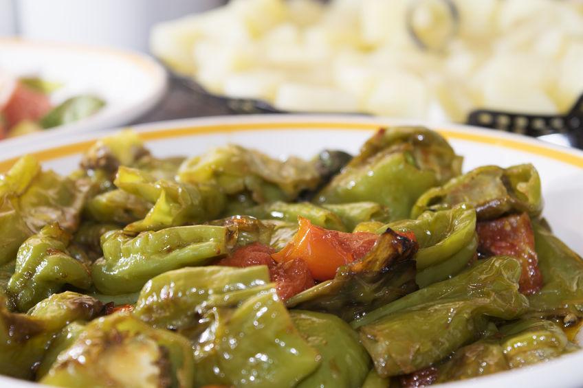 Kuchnia włoska. Peperonata