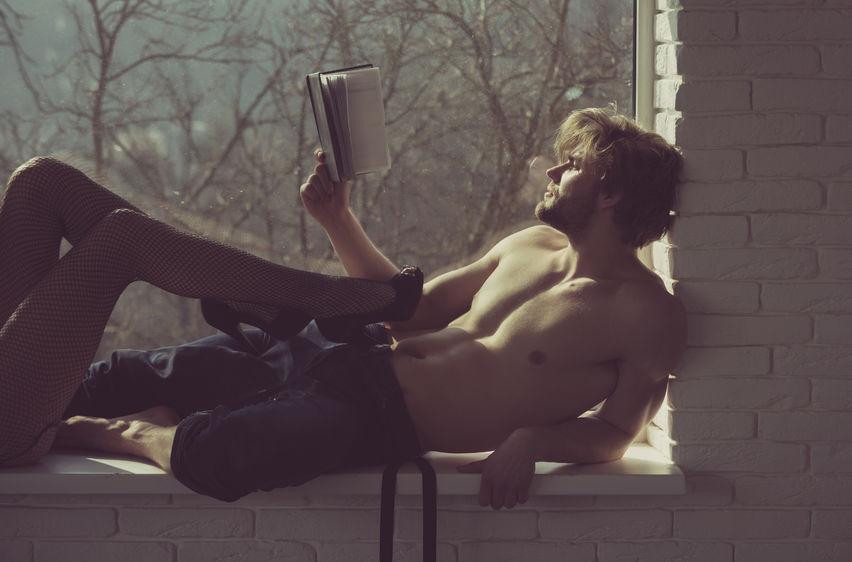Dlaczego warto czytać? Czytanie jest sexy!