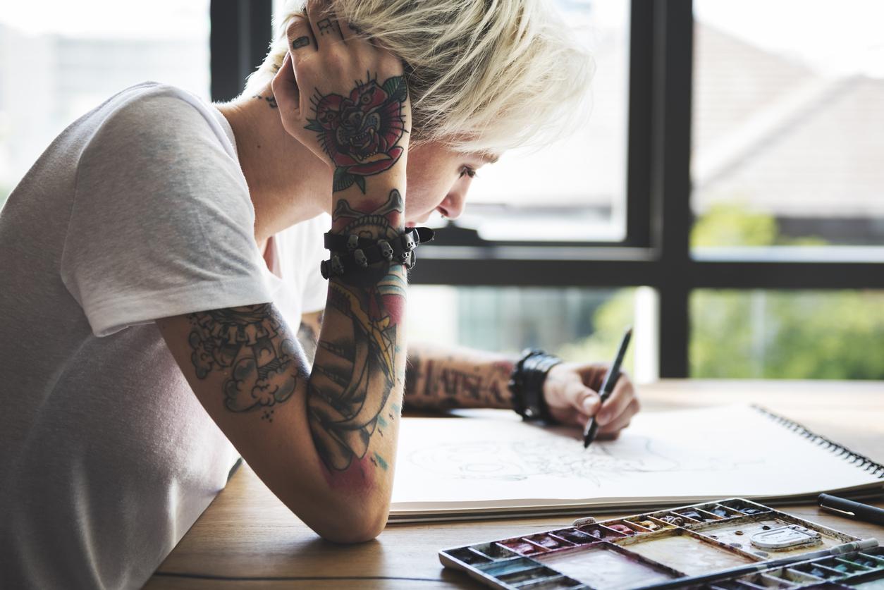 Tatuaże: sztuka czy moda?