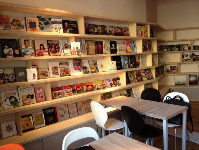Books for Cooks otwarte!