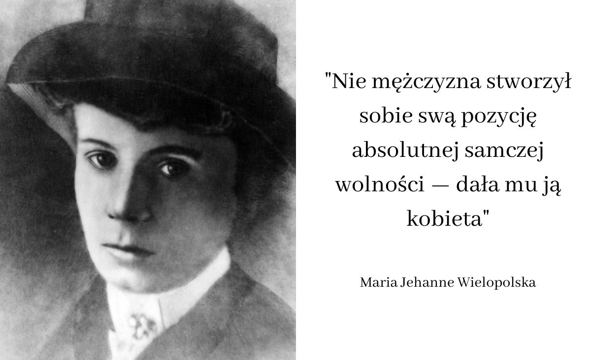 Maria Jehanne Wielopolska - życie popsute prawdomównością
