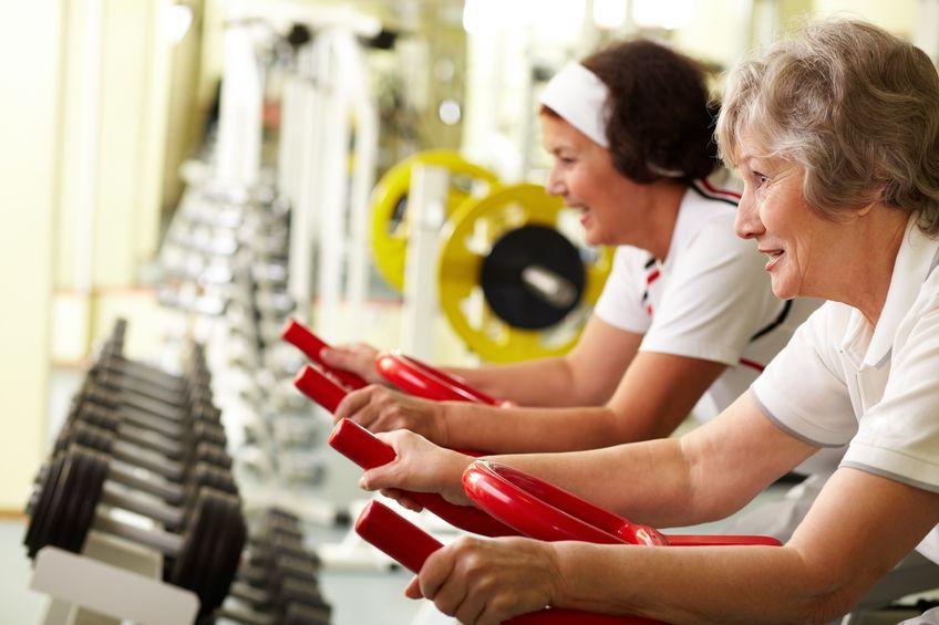 Ćwiczenia fizyczne podczas menopauzy
