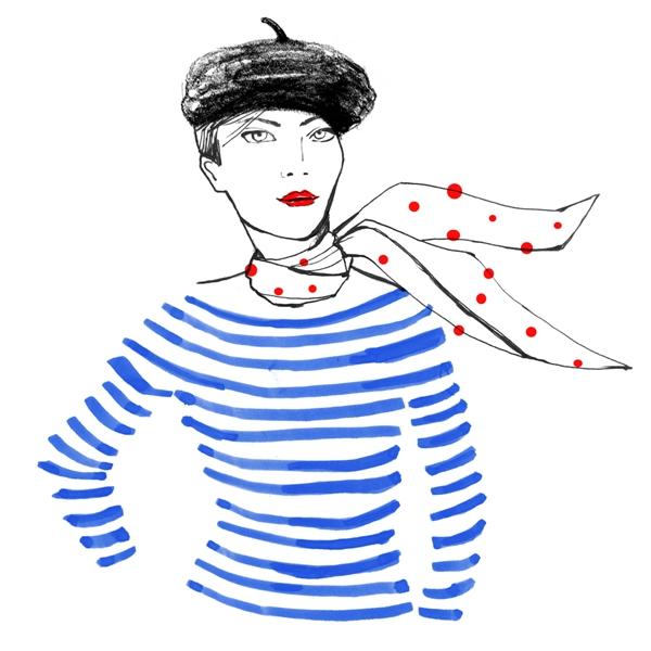 Być kobietą... we Francji