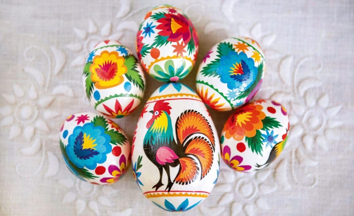 Pisanki, czyli jajka z niespodzianką