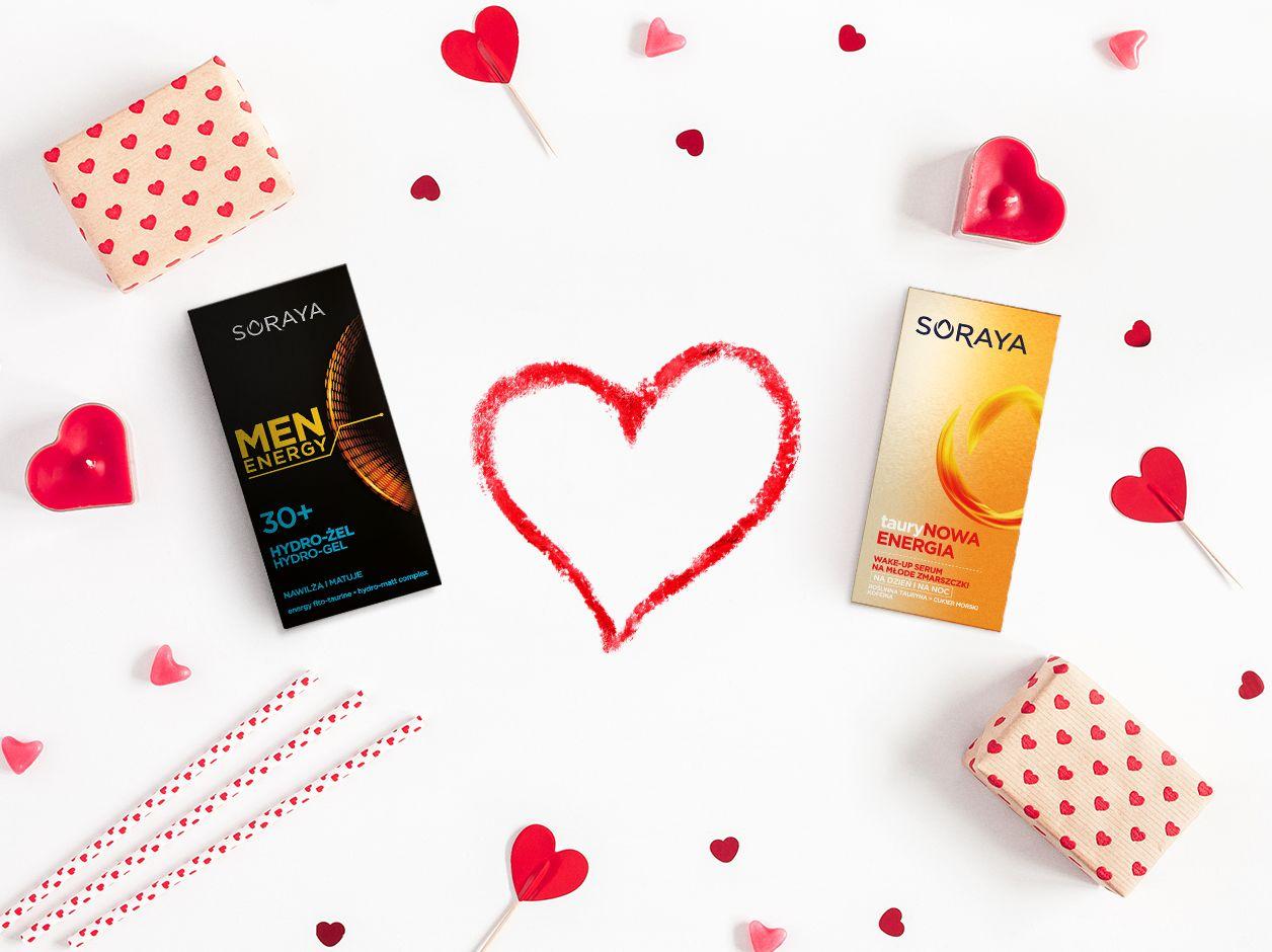Soraya na Walentynki dla niej i dla niego