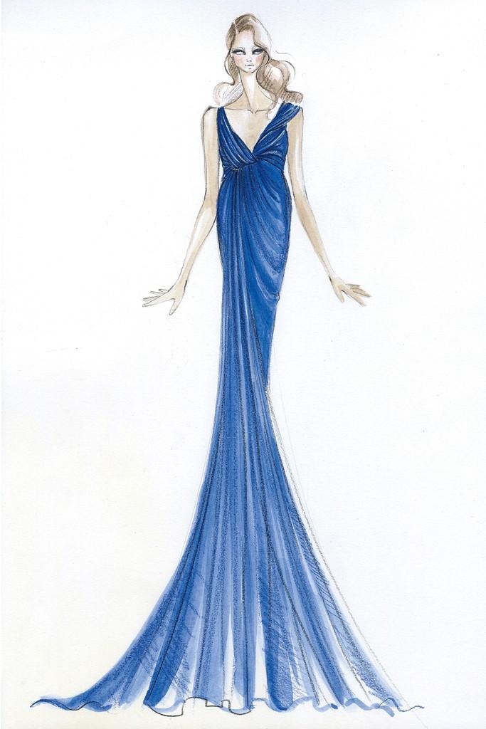 Projektanci dla Kate Middleton / Donna Karan