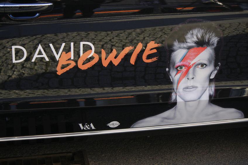 Świat żegna Davida Bowiego