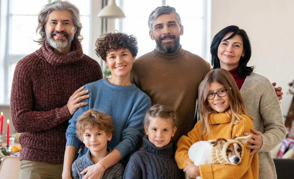 Czy rodzina jest najważniejsza w życiu człowieka?