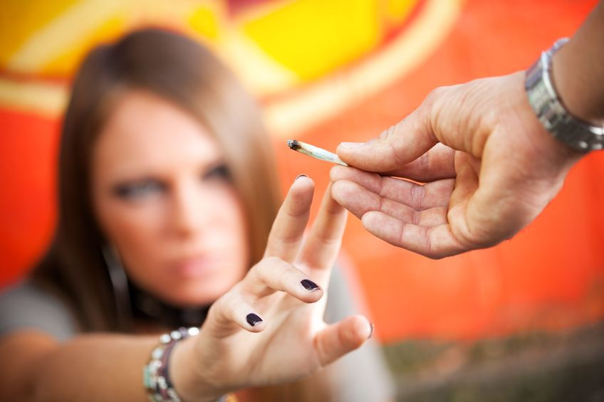 Jak rozpoznać narkomana