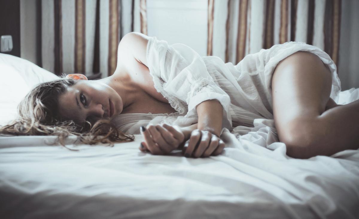 Kiedy śpisz sama